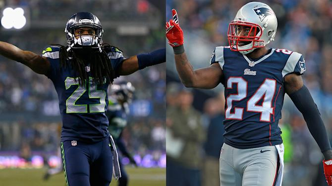 Why Richard Sherman and Darrelle Revis are 'vastly different'