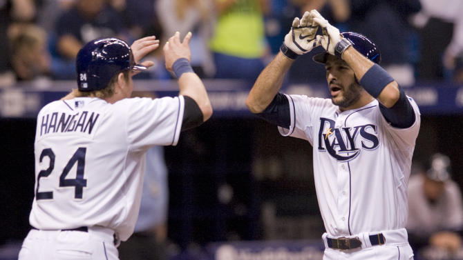 Loney has 4 RBIs, Rays beat Yankees 11-5