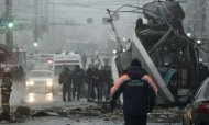 Volgograd: At Least 14 Dead In Bus Bombing
