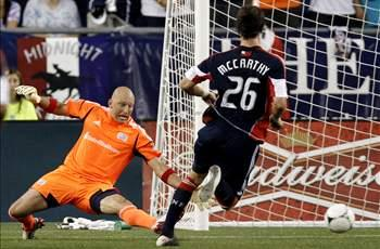 New England Revolution 0-0 Sporting Kansas City: Revs hold out for valuable point