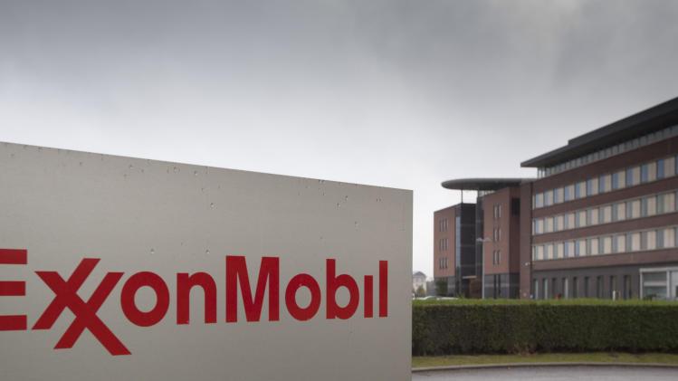 ExxonMobil executive gunned down in Belgium