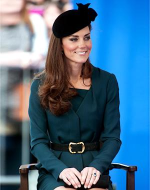 Kate Middleton Proves Nude Nails Are Still Chic
