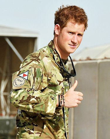 Prince Harry on Kate Middleton&#39;s Pregnancy: &quot;I&#39;m Thrilled!&quot;