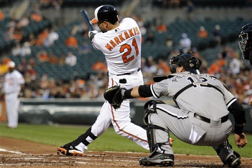 Tillman leads Orioles to 6-0 win over White Sox