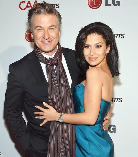 Alec Baldwin on Wife Hilaria Baldwin's Pregnancy: I'm Having Sympathy Pains!