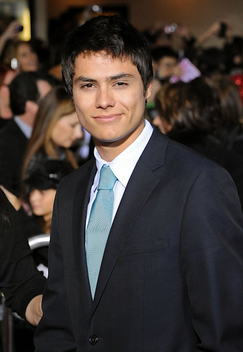 Twilight Saga New Moon LA Premiere 2009 Kiowa Gordon