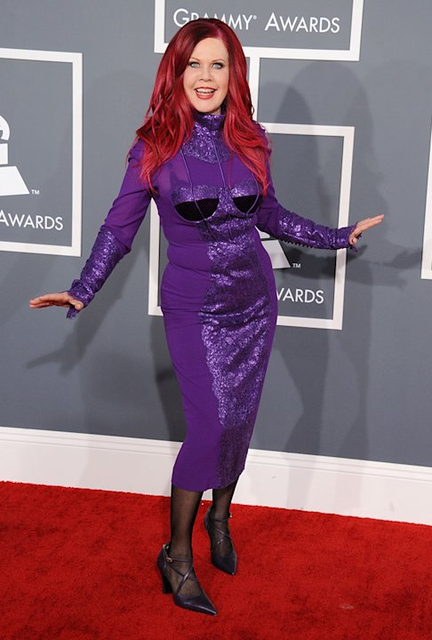 Kate Pierson of the B-52's