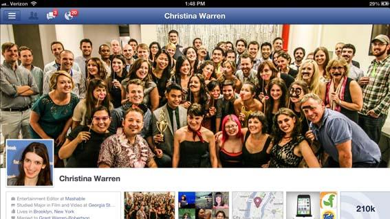 The New Facebook for iOS: Same Coat of Paint, Much Better Engine [REVIEW]