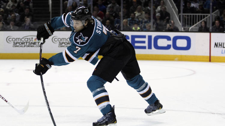 NHL: Chicago Blackhawks at San Jose Sharks