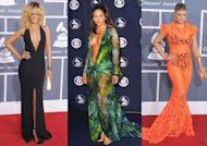 Rihanna, Fergie… interdiction de se dénuder aux Grammys Awards