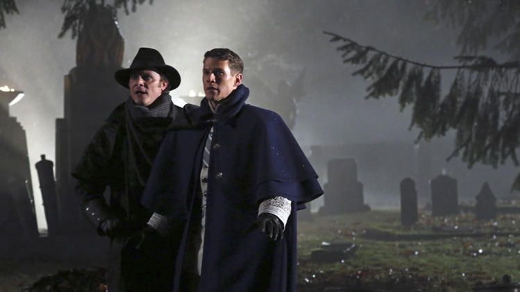 """Once Upon a Time"" -- ""In the Name of the Brother"" DAVID ANDERS, CHAD MICHAEL COLLINS"
