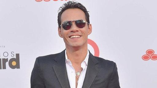 Marc Anthony Talks Friendship With Casper Smart