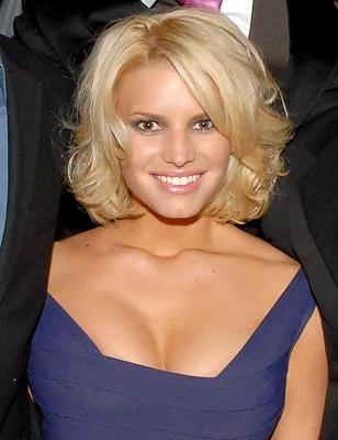 Jessica Simpson at the after-party for the LA premiere of Lionsgate Films' Employee of the Month