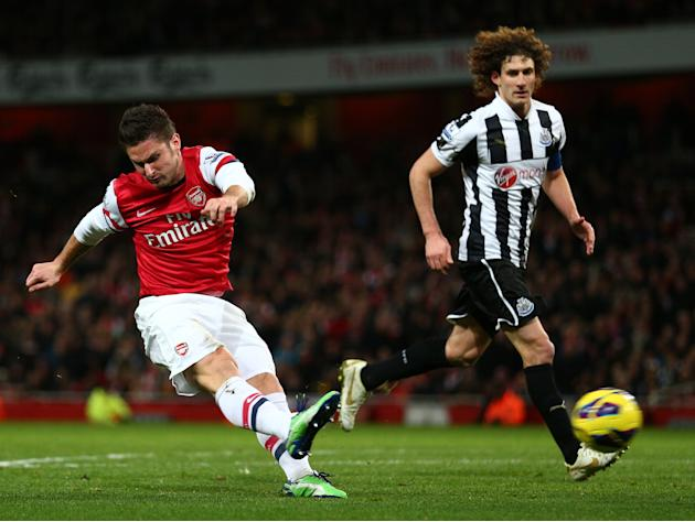 Arsenal v Newcastle United - Premier League