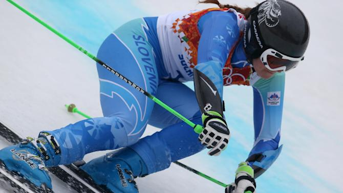 Teen Shiffrin chases gold in slalom, her specialty