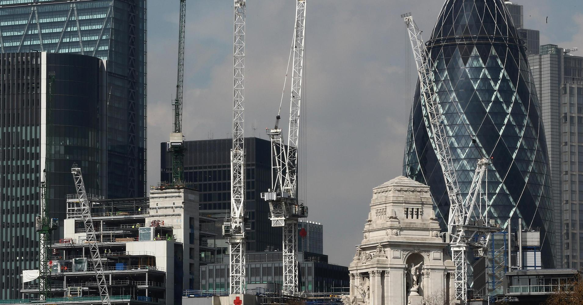 China, US dominate London's property market