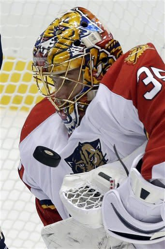 Penguins topple Panthers 3-1