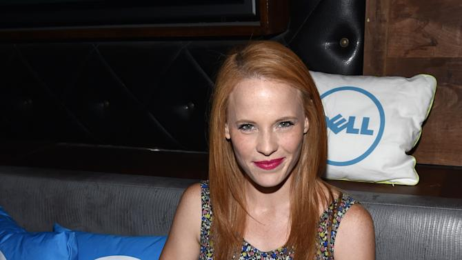 EXCLUSIVE - Katie Leclerc attends a private event at Hyde Staples Center hosted by Dell for the Katy Perry concert on September 19, 2014 in Los Angeles, Calif. (Photo by John Shearer/Invision for Dell/AP Images)