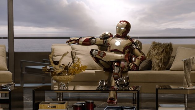 Iron Man 3, Marvel
