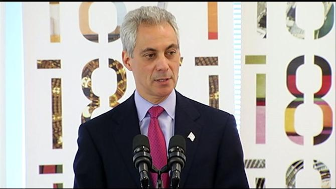 Emanuel reacts to Ricketts threat to move Cubs