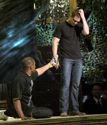 Jamie Foxx and Tom Cruise