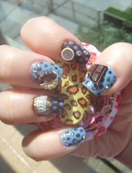 Gorgeous Junk Nails