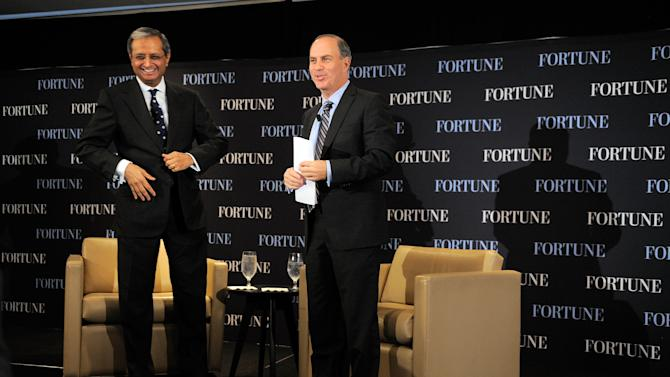 FORTUNE Breakfast & Conversation With Vikram Pandit, CEO, Citigroup