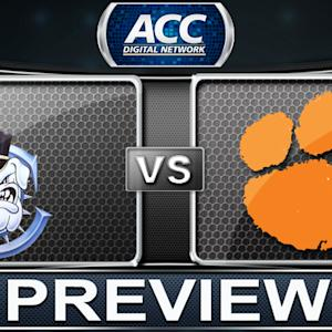 Preview | The Citadel vs Clemson | ACC Digital Network