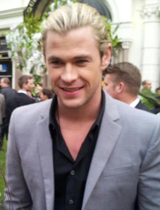 Celebrity photos: Chris Hemsworth wowed us with his Aussie charm.