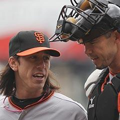 Lincecum wins like Millwood loses: every time