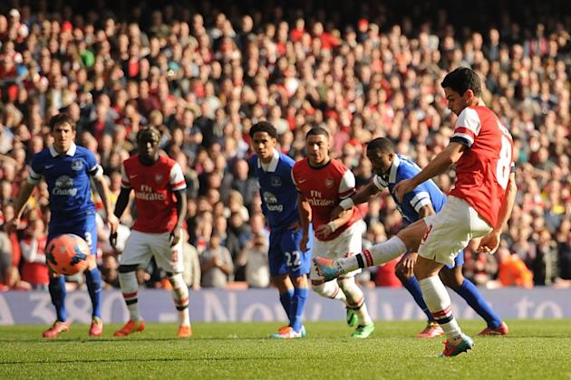LIVE: Arsenal v Everton, FA Cup quarter-final