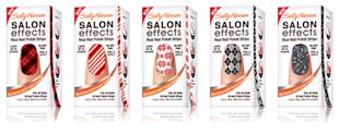 Sally Hansen Limited Holiday Edition Salon Effects