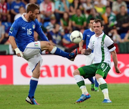 Italy/England - De Rossi hoping …
