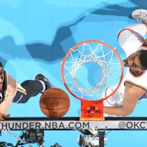 Jazz vs. Thunder