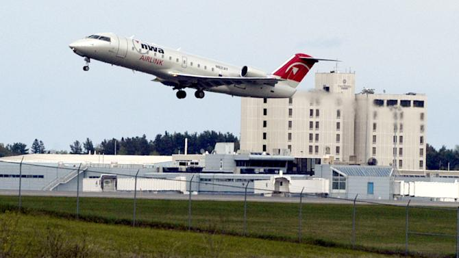 Bangor, Maine: The place where diverted flights go