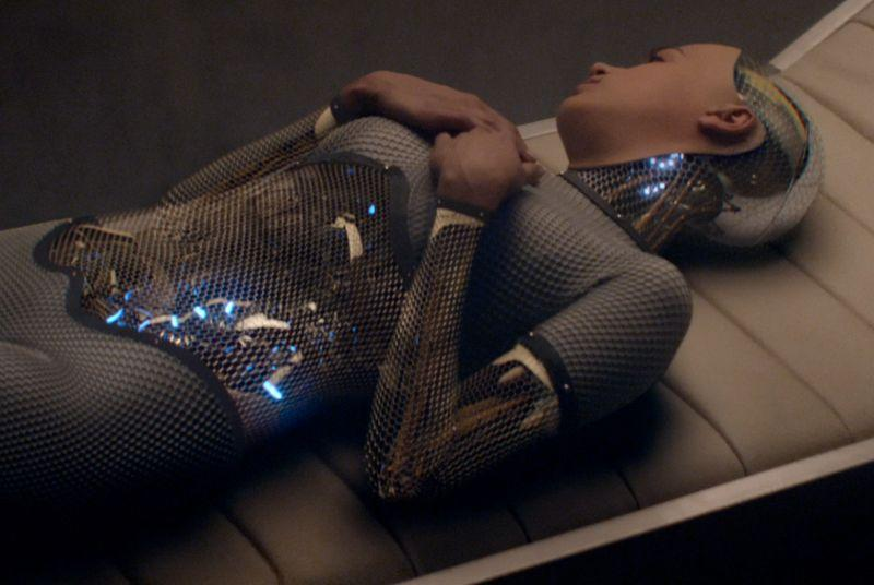 Watch the first trailer for sci-fi thriller Ex Machina