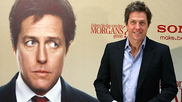 Hugh Grant is a Dad Again