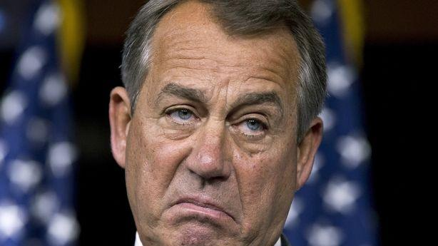 John Boehner's Gonna Get Tough This Time. For Real.