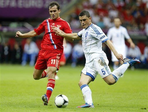 EURO 2012 LIVE: Final Group A matches