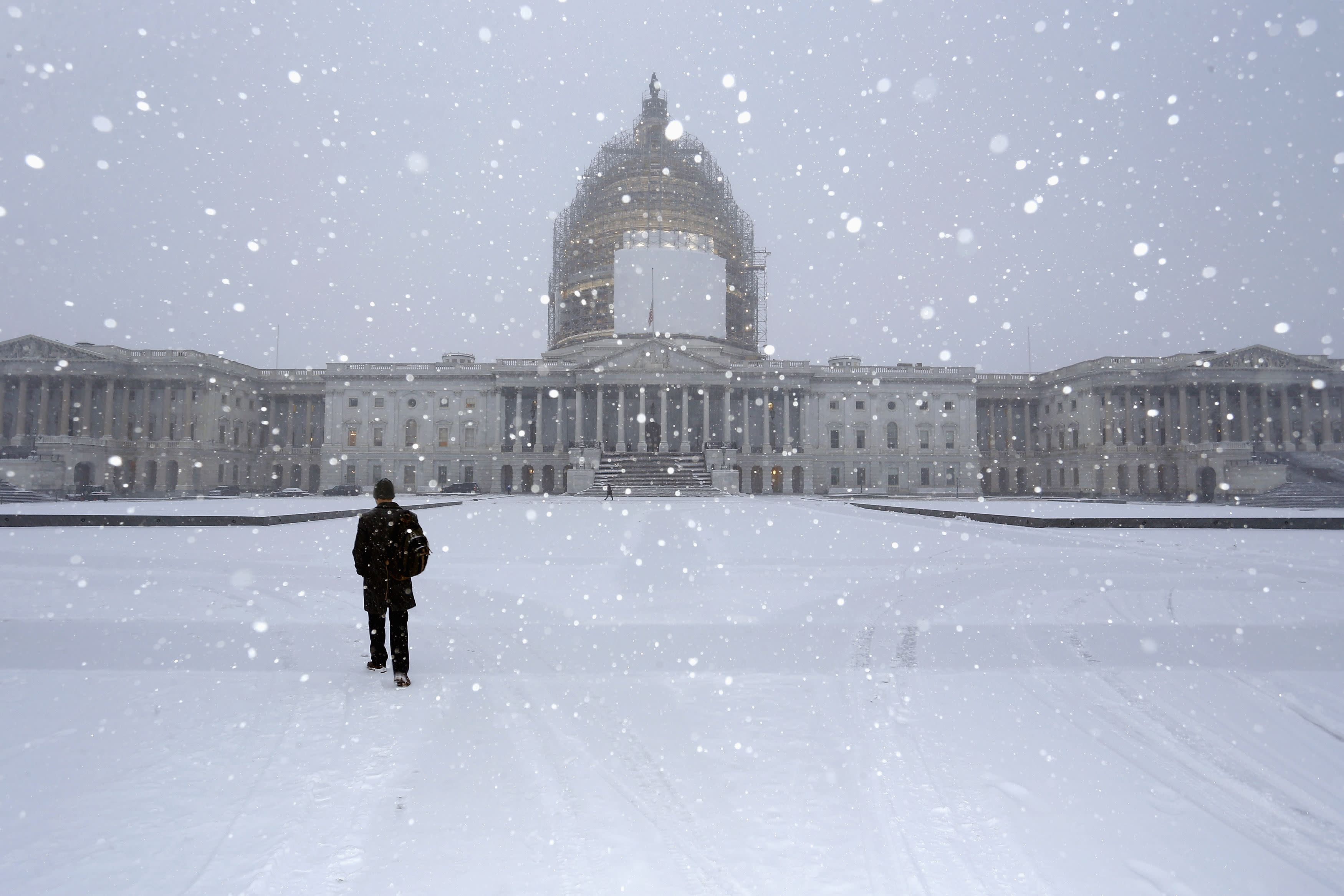 The Snow Doctrine: How cold-state pols prove their mettle in winter-wimpy Washington
