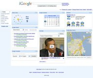 iGoogle closes its doors in November 2013