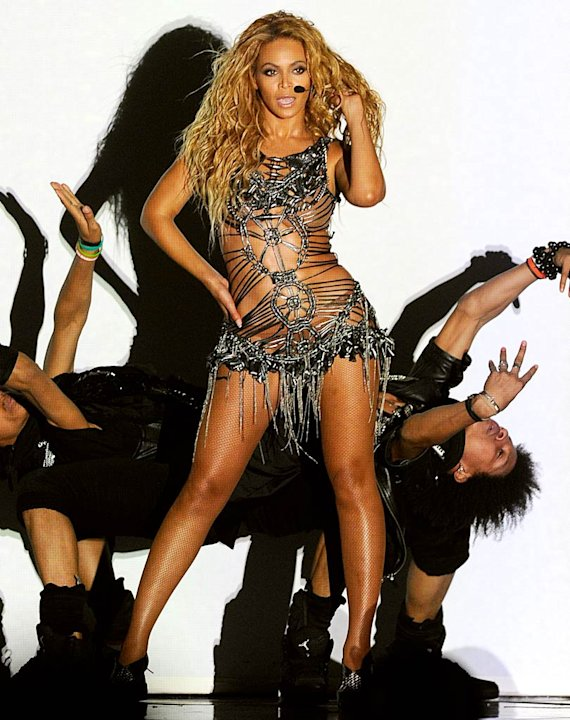 Beyonce Knowles BillboardP Erformance
