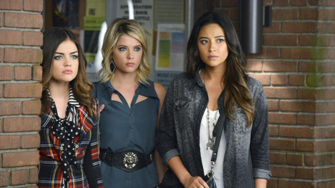 ABC Family says 'Pretty Little Liars' spinoff a go