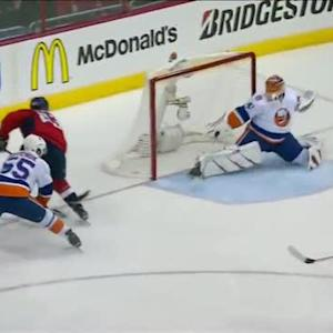 Halak robs Beagle with incredible pad save