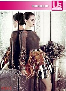 Emma Watson Mario Testino for VogueUs Magazine