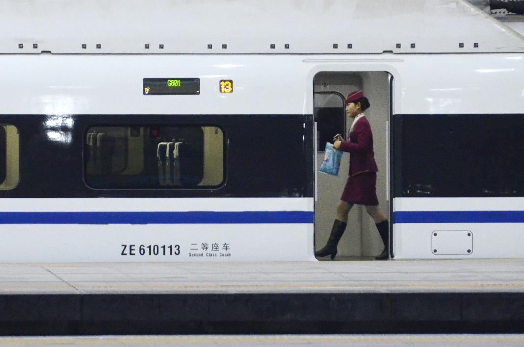 China extends high-speed rail network to Xinjiang