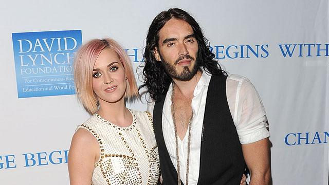 Russell Brand: I'd Like To Be Married Again
