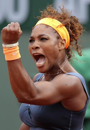 Serena Williams wins 3rd AP Athlete of Year award