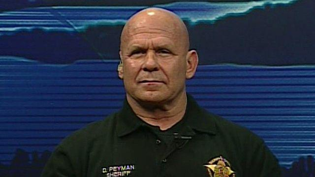 Ky. sheriff: You're never going to pull guns out of here