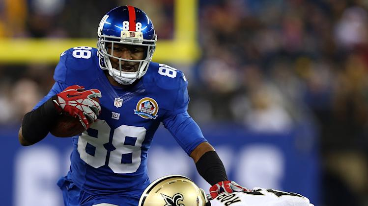 New Orleans Saints v New York Giants
